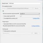 Как создать java-проект в Eclipse