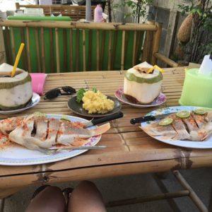 еда в самуи